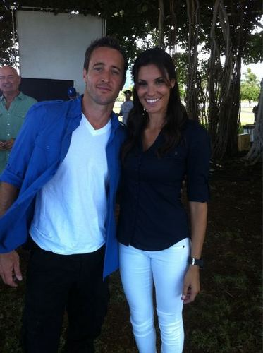 daniela ruah and alex o'loughin