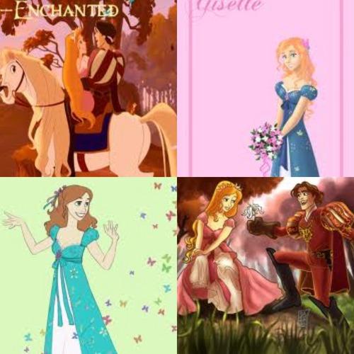 迪士尼 girls