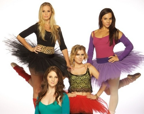 kat, grace, abigail & tara - dance-academy Photo