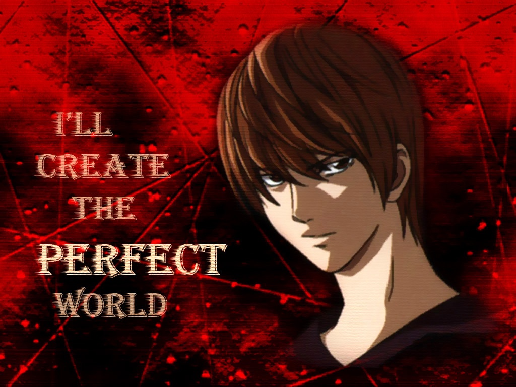 death note light wallpaper - photo #9