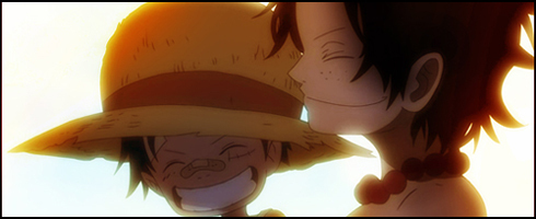 The D brothers luffy and Ace wallpaper called luffy and ace