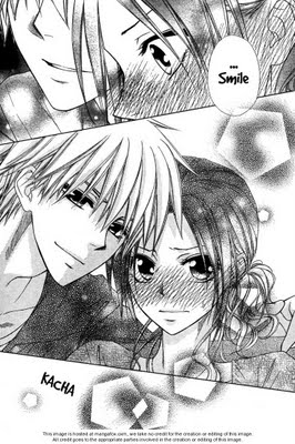 Takumi Usui x Misaki Ayuzawa karatasi la kupamba ukuta probably containing anime entitled manga >w<