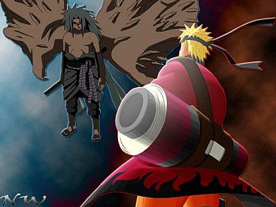NARUTO -ナルト- nd sasuke 5