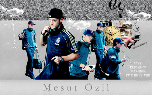 Mesut Özil wallpaper titled ozil