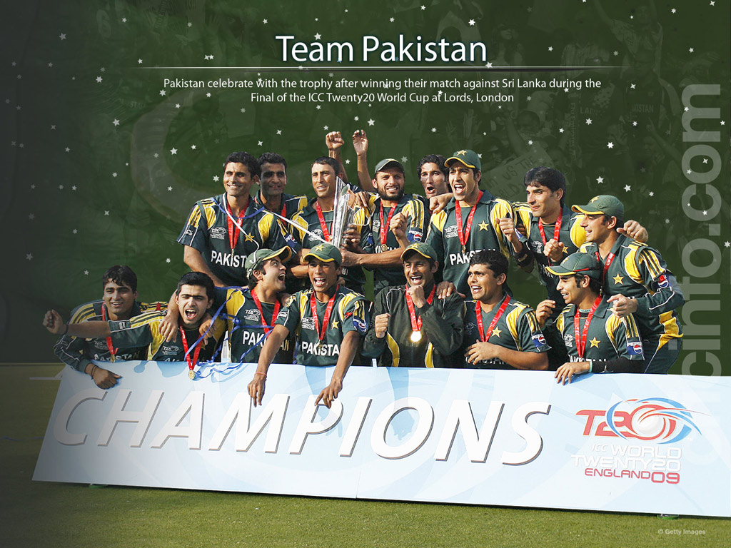 pakistani team - cricket pakistan Wallpaper (25633319) - Fanpop