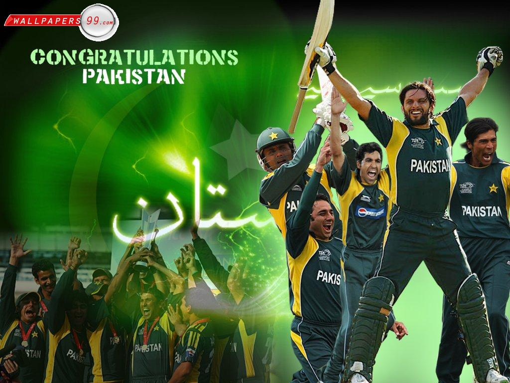 pakistani team - cricket pakistan Wallpaper (25638062) - Fanpop