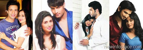 real couples in indian TV