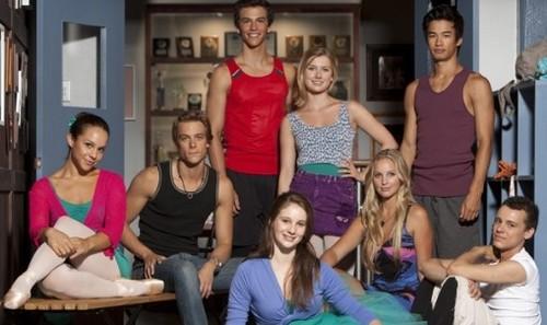 Dance Academy wallpaper called season 2