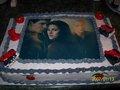 twilight cake i made for birthday - twilight-series photo