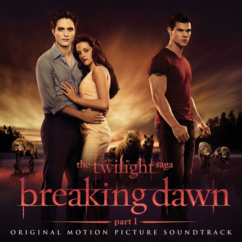 twilight saga braeking dawn