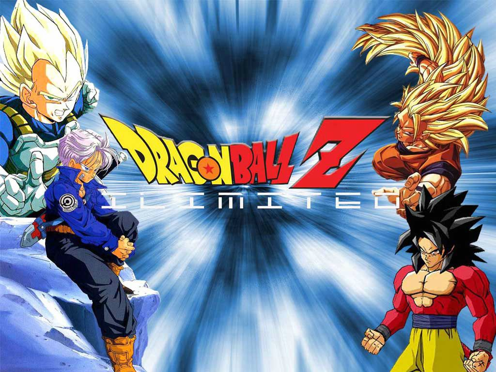 Dragon Ball Z z f8ters
