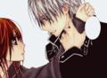 zero and yuki <3