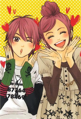 ♥ Atsushi x Risa ♥