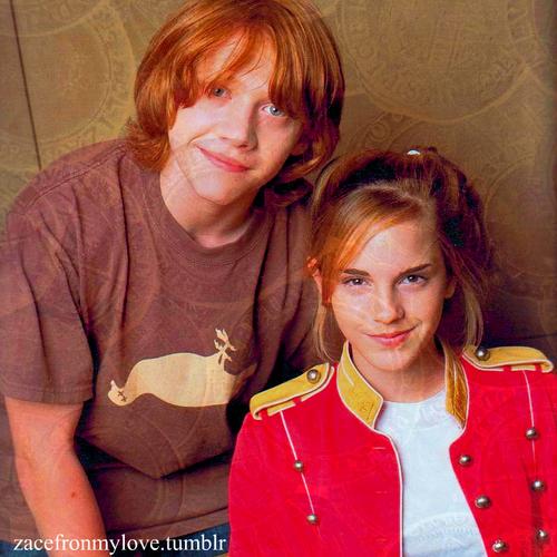 Photocall (Japan)- Emma & Rupert