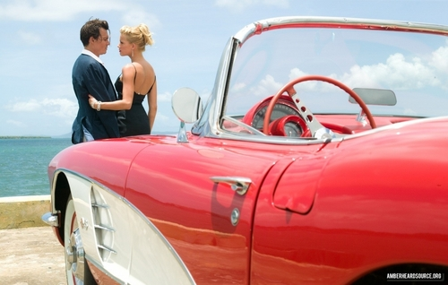 """The Rum Diary"" Production Stills"