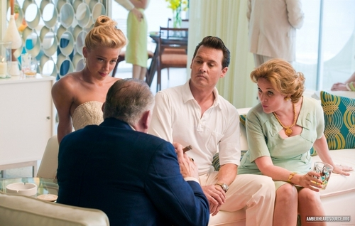 """""""The rum Diary"""" Production Stills"""