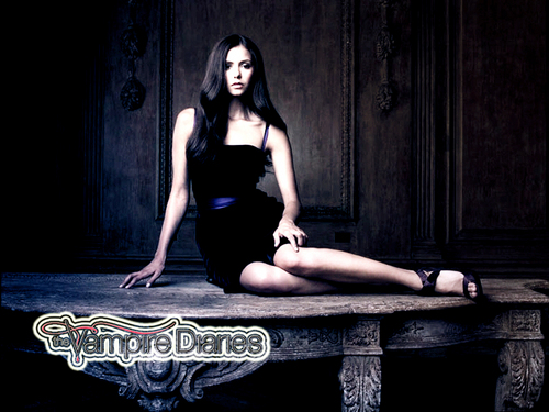 ♥♥The Vampire Diaries♥♥by Dj...♥♥ - the-vampire-diaries Wallpaper