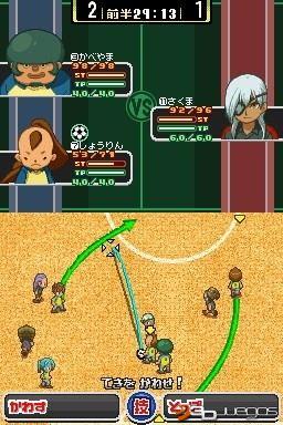 4 inazuma 11 game pic