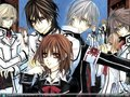 All my Vampire Knight pitchers and Zero Kiryu pitchers - funkyrach01 wallpaper