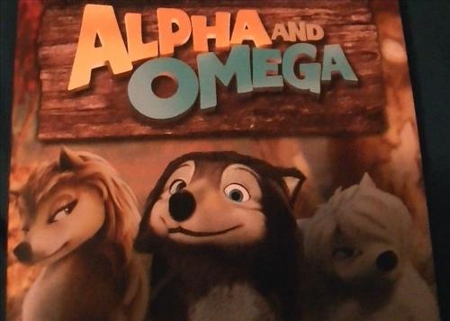 Alpha and omega book!