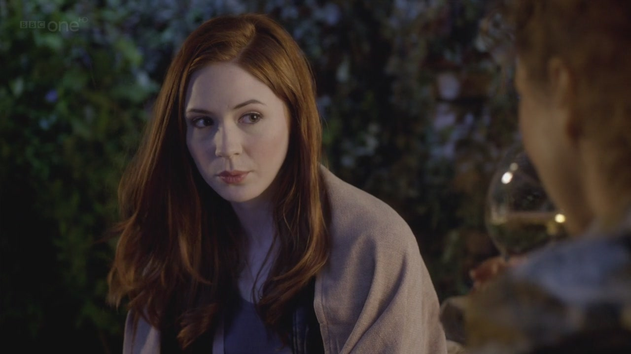 Amy Pond - 6x13 - The Wedding Of River Song