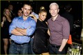 Anderson Cooper &amp; Ben Maisani: BEP Party with Fergie! - fergie photo