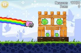 Angry Nyan!