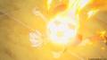 Axel Blaze Fire Tornado!