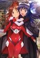 Ayase and tsugumi