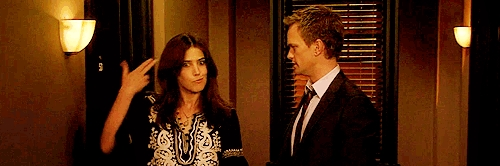 Barney and Robin ♥