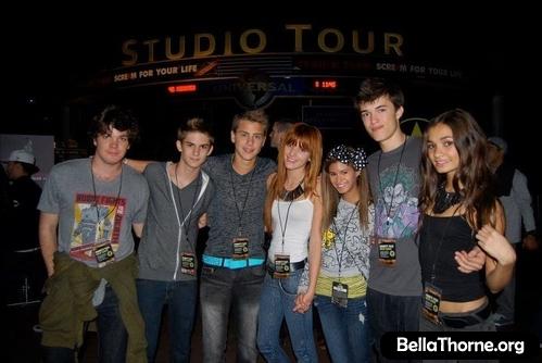 Bella Thorne> 2011 Eyegore Awards