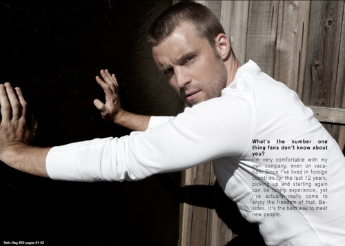 Bello Magazine Photoshoot [September 2011]