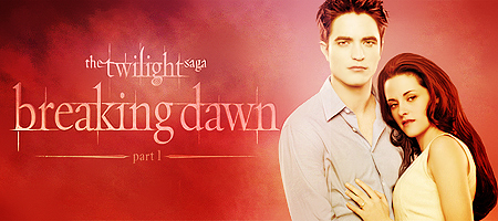 Breaking Dawn Banners