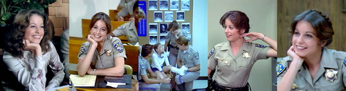 Brianne Leary as Sindy on CHiPs