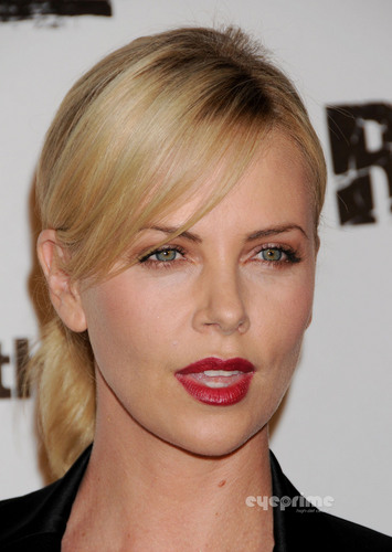 Charlize Theron: RAGE Video Game Launch in L.A, Sep 30