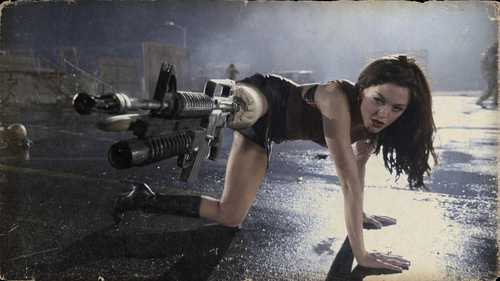 kers-, cherry Darling... Planet Terror