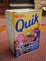 Cookies 'n cream Quik