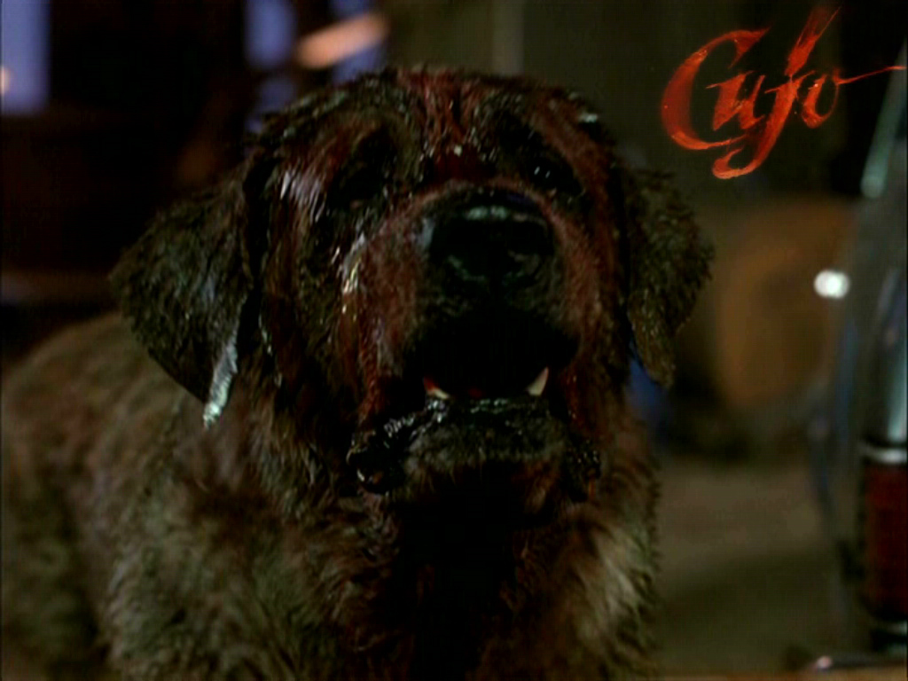 Horror legends Cujo