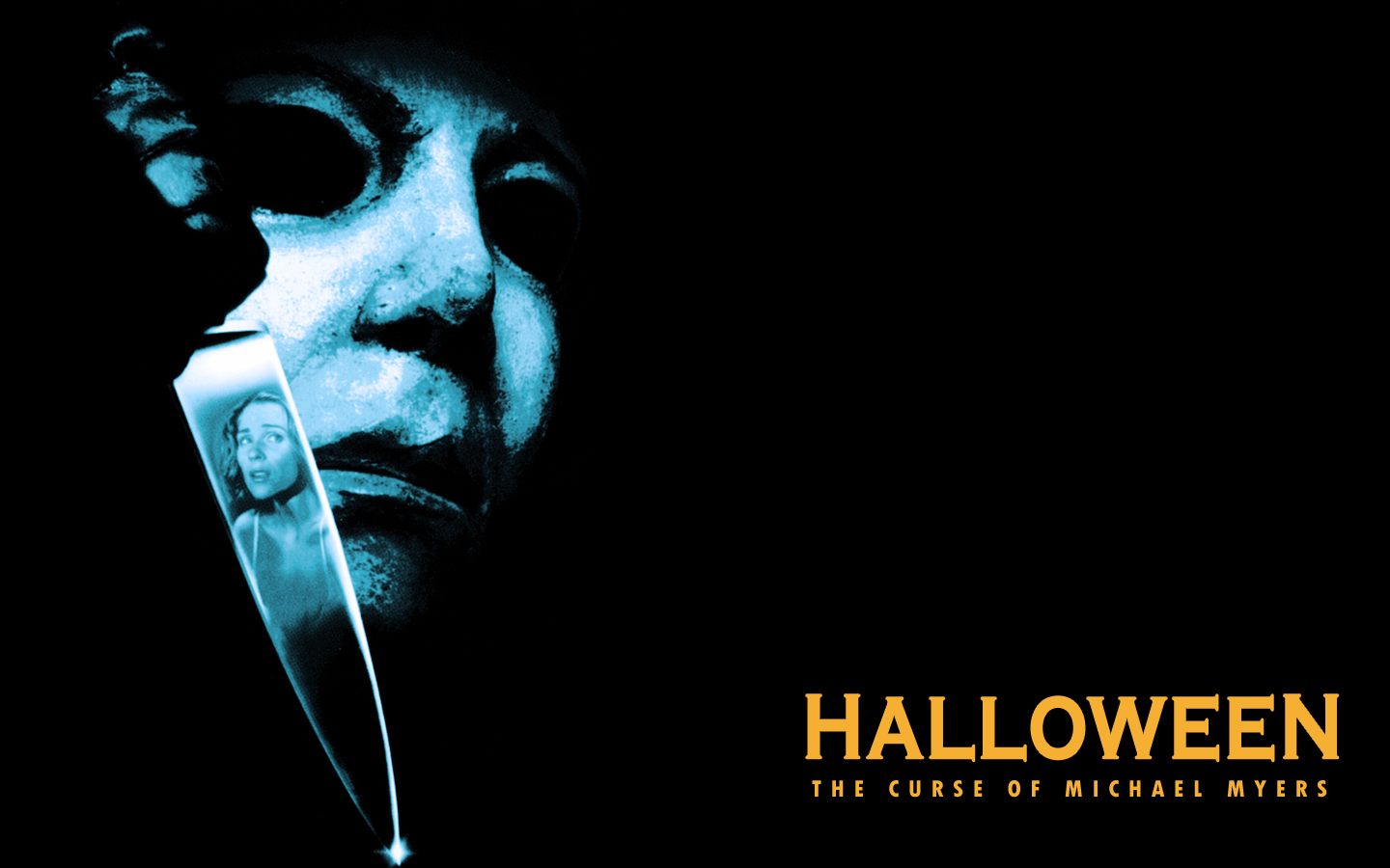 Curse Of Michael Myers 90s Horror Wallpaper 25798712