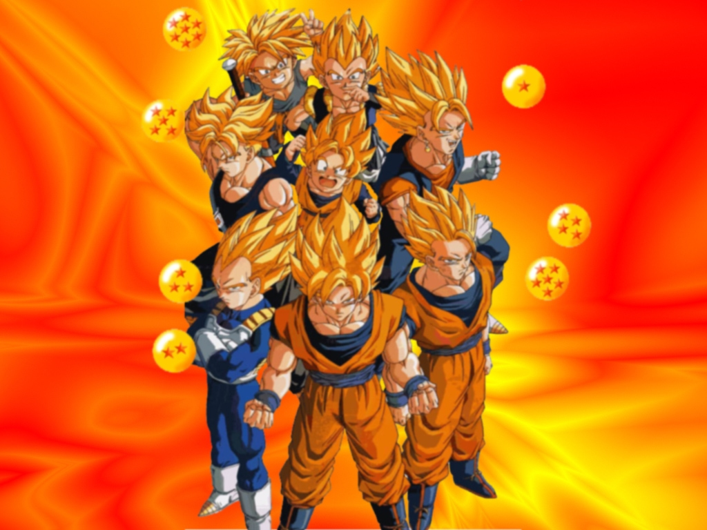 dbz dragon ball z wallpaper 25771540 fanpop