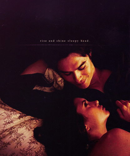 Damon and Elena 3x03