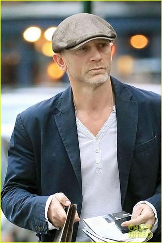 Daniel Craig 'Can't Wait' to Start Filming 'Bond 23'