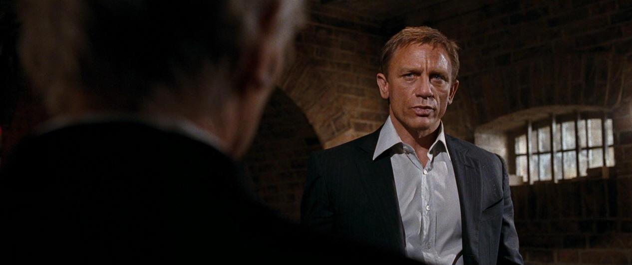 Daniel Craig In Quantum Of Solace Daniel Craig Image