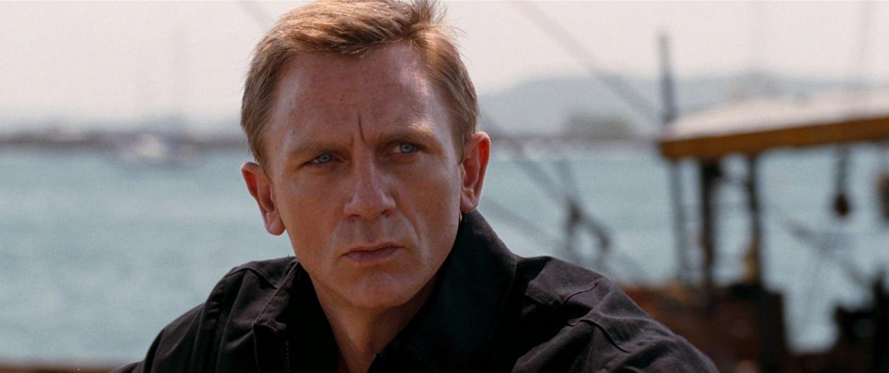 cbdc42fec2 Daniel Craig in Quantum Of Solace♥ - Daniel Craig Image (25723696 ...