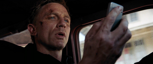 Daniel Craig wallpaper with an abattoir and a triceratops entitled Daniel Craig in Quantum Of Solace♥