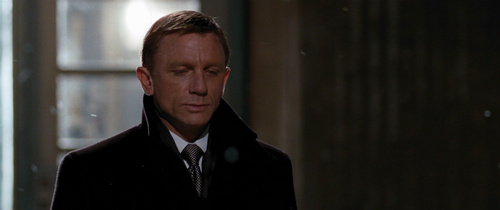 Daniel Craig on Quantum Of Solace♥ - daniel-craig Screencap