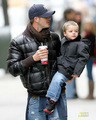 David Beckham and his son Cruz - david-beckham photo