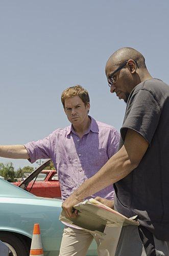 Dexter - Episode 6.02 - Once Upon a Time - Promotional foto-foto