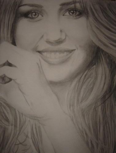 Drawn Miley