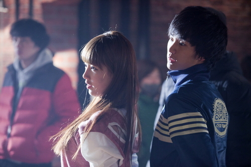 Dream High: Hye-mi & Sam-dong - korean-dramas Screencap